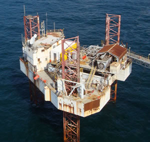 Platform Decommissioning and Removal