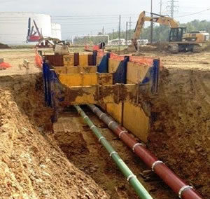 Crude Oil Expansion Pipeline