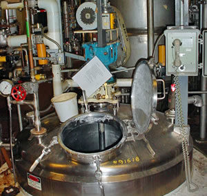 Installation of Chemical Process Equipment